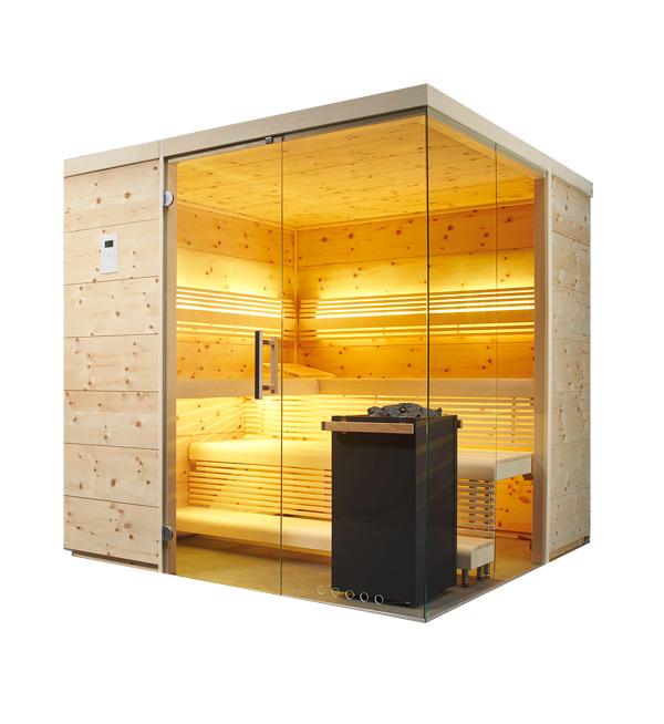 Sauna-Aurora-Premium